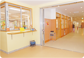 職員室・保健室